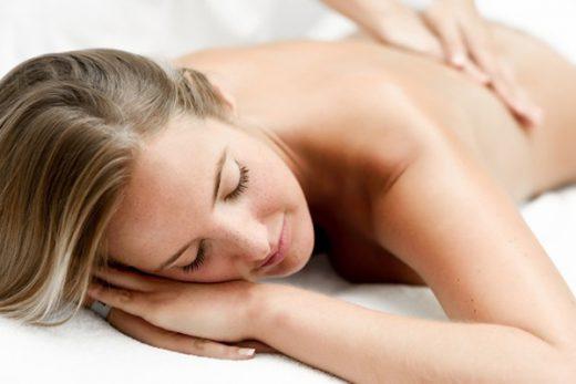 Эротический рассказ - Случай на массаже