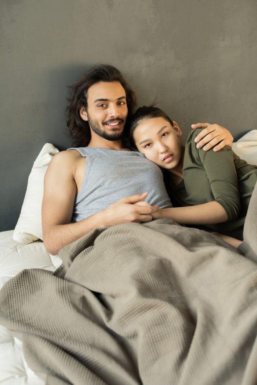 Как долго не кончать в постели с женщиной