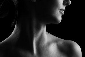 сексуальная шея