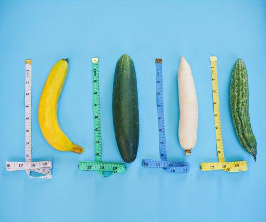 Пенис: так ли важна его длина, какой член считается идеальным