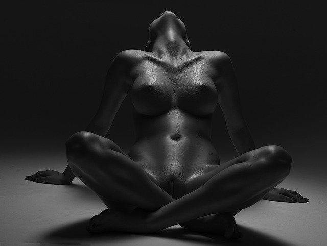 стимуляция члена телом