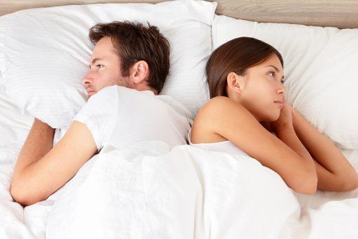 Фригидность или синдром Снежной постельной королевы