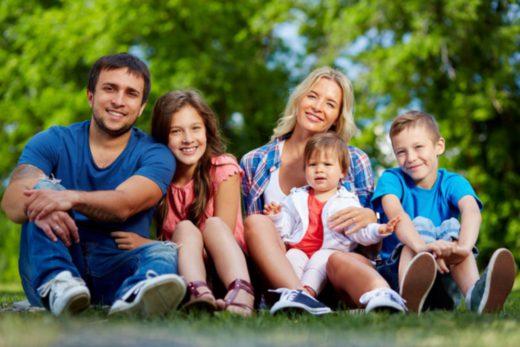 Сколько детей в семье