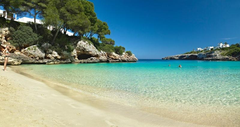 Майорка - пляжи Испании для секса