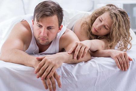 Если мужчина не хочет секса со своей женой