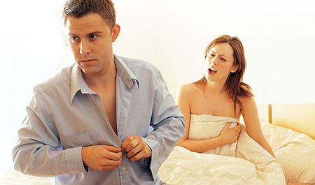 о проблемах в сексе